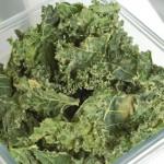Sour Cream & Onion Kale Chips!