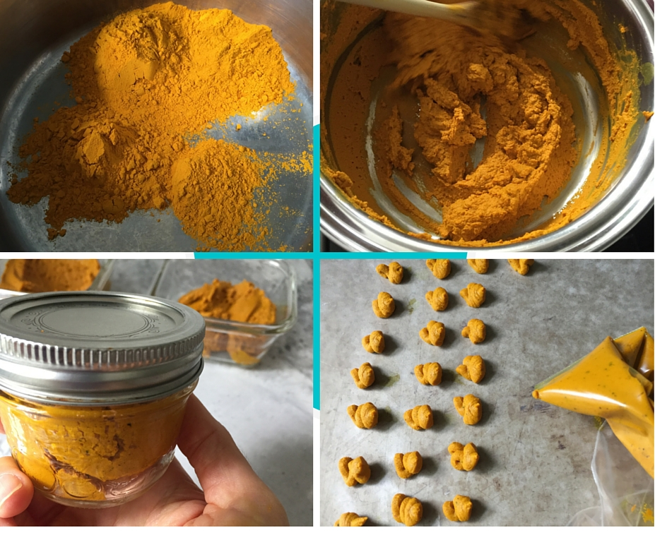 How to Make Golden Paste for Healing
